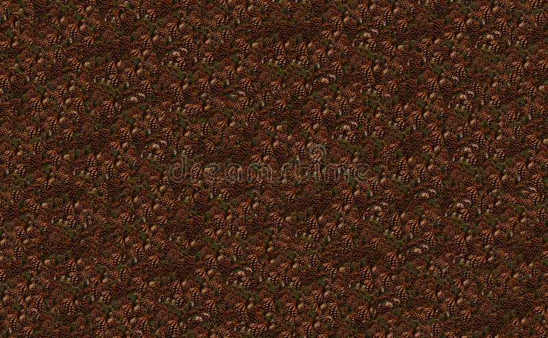 Abstract background texture branch fir-tree with brown stock photo