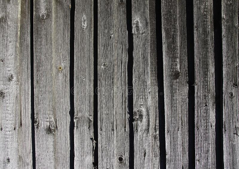 Abstract background texture of an old fence wall wood black and white stock photos
