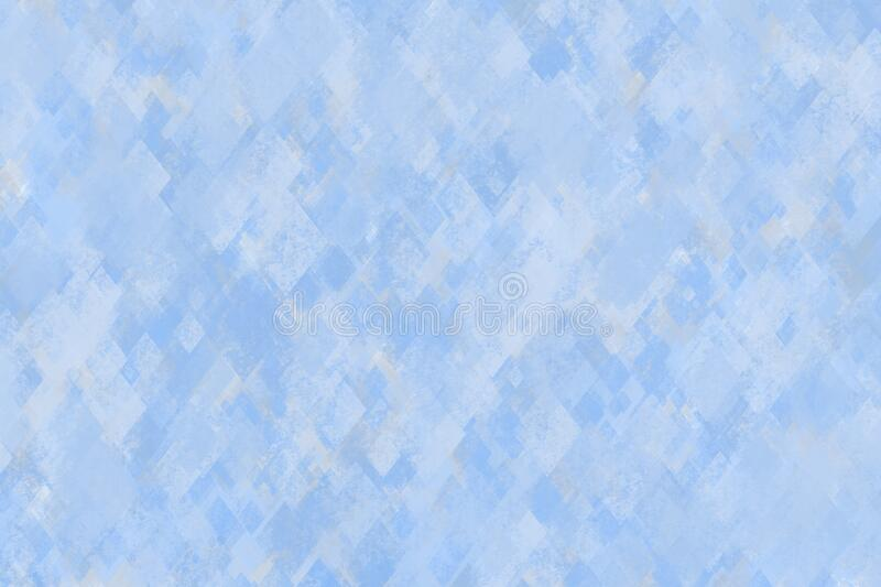 Abstract background with textured geometric forms. Blue and beige colors. Wallpaper. Texture stock photography