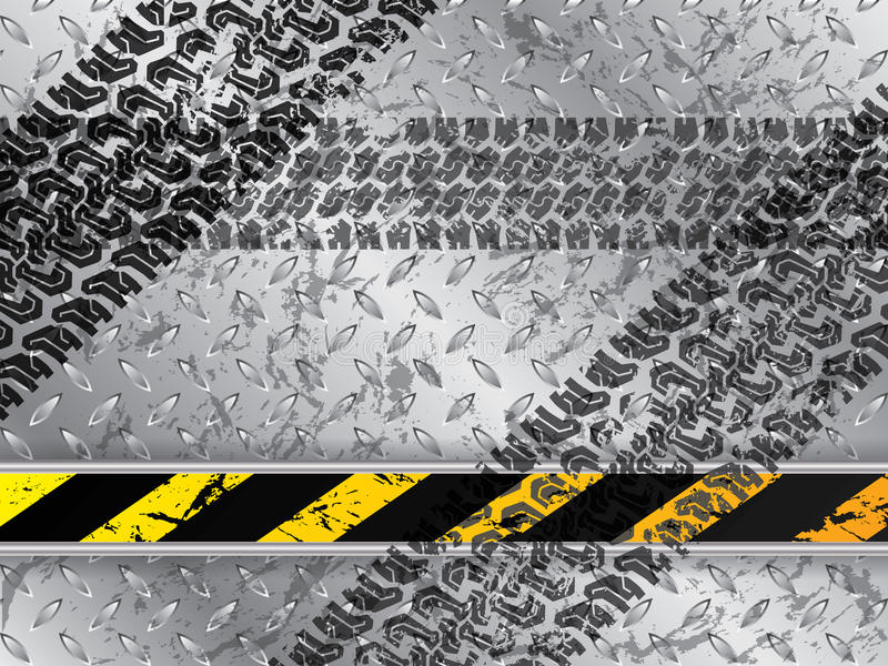 Abstract background with tire tracks stock photography image 33210752 - Tire tread wallpaper ...
