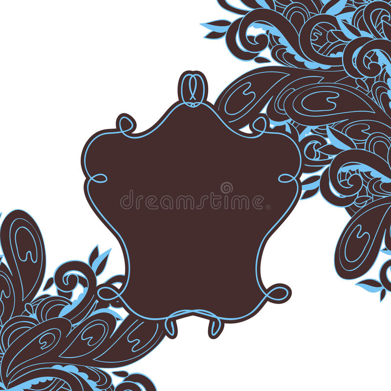 Download Abstract background stock vector. Image of elegance, ornate - 30467028