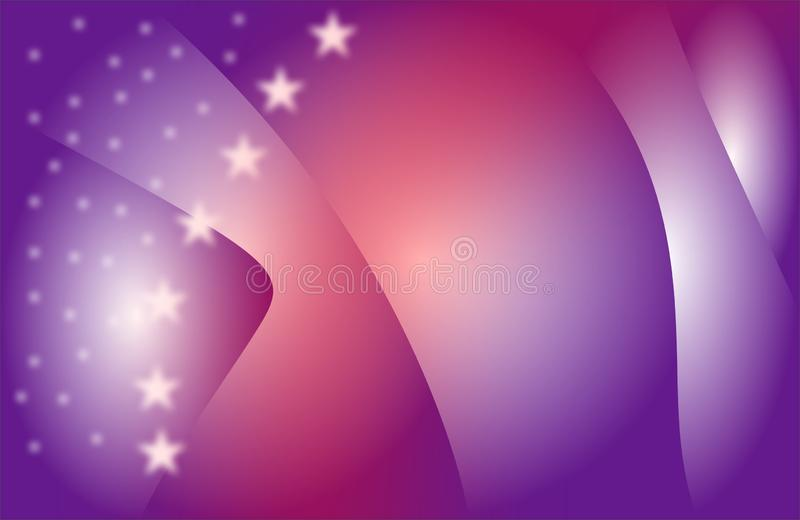 Abstract background vector design, colorful blurred shaded background, vivid color vector illustration. Creative, concept. vector illustration