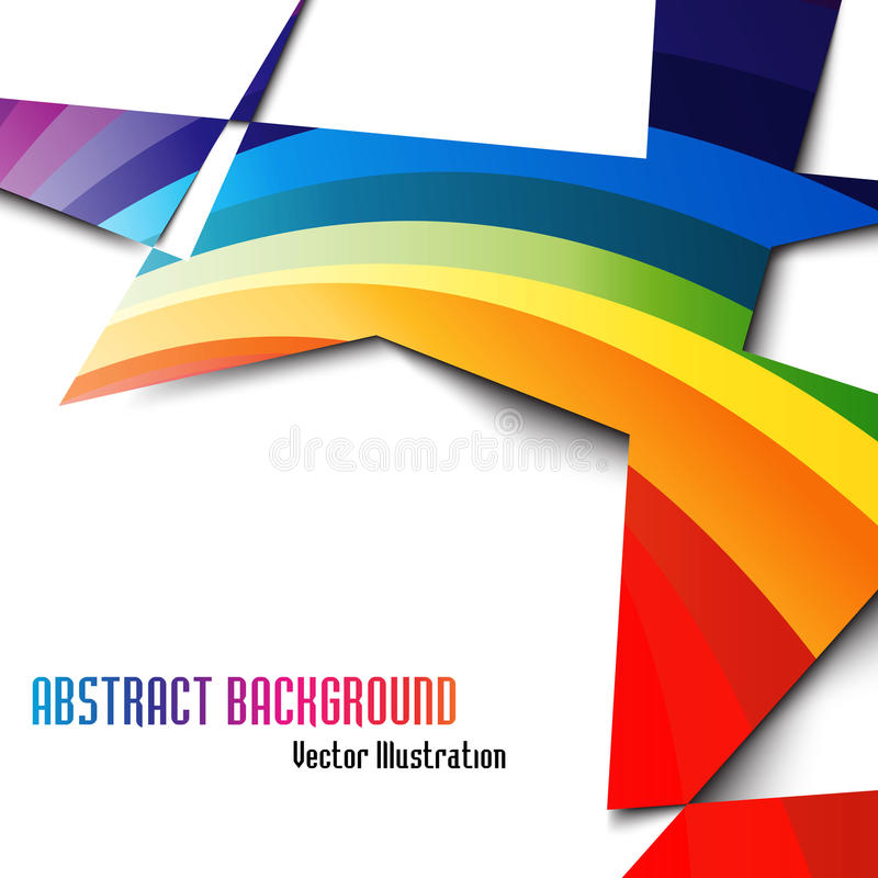 Abstract background. Vector illustration royalty free illustration