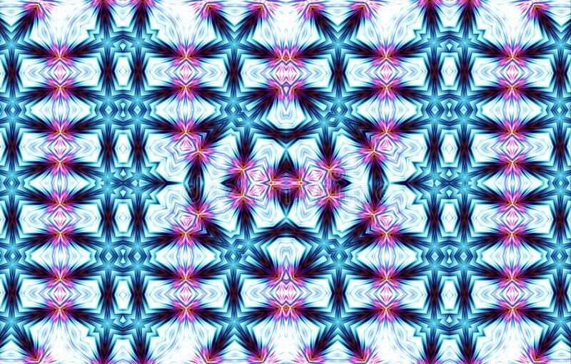 Colored background from ornamental image. royalty free stock photo