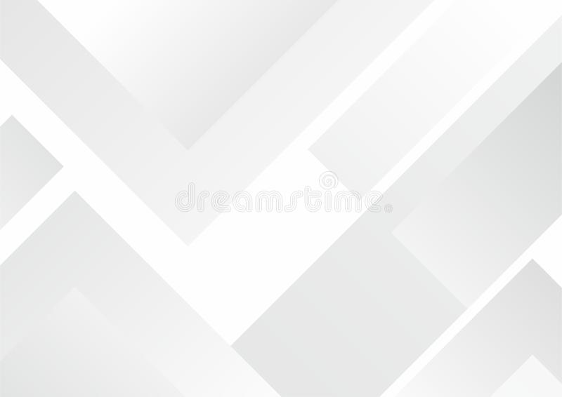 Abstract white and grey background vector royalty free illustration