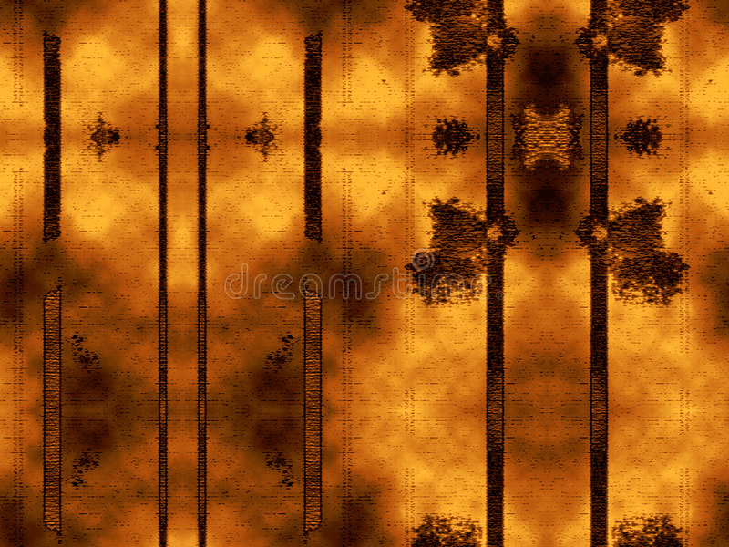 Abstract background- vertical lines and spots vector illustration