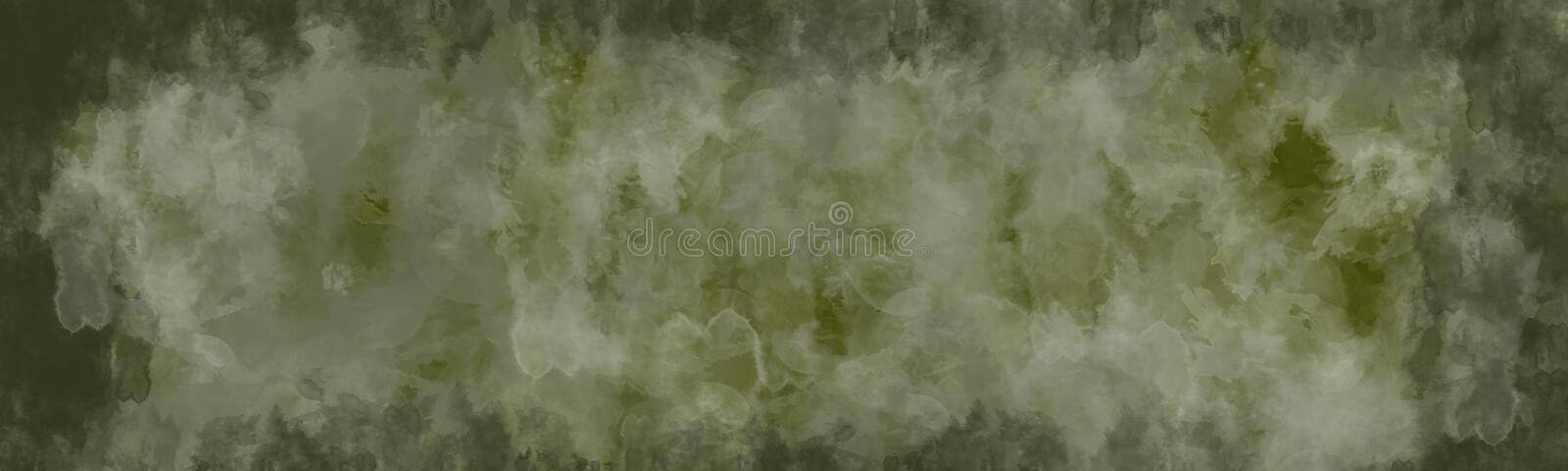 Abstract background, vintage texture with border vector illustration