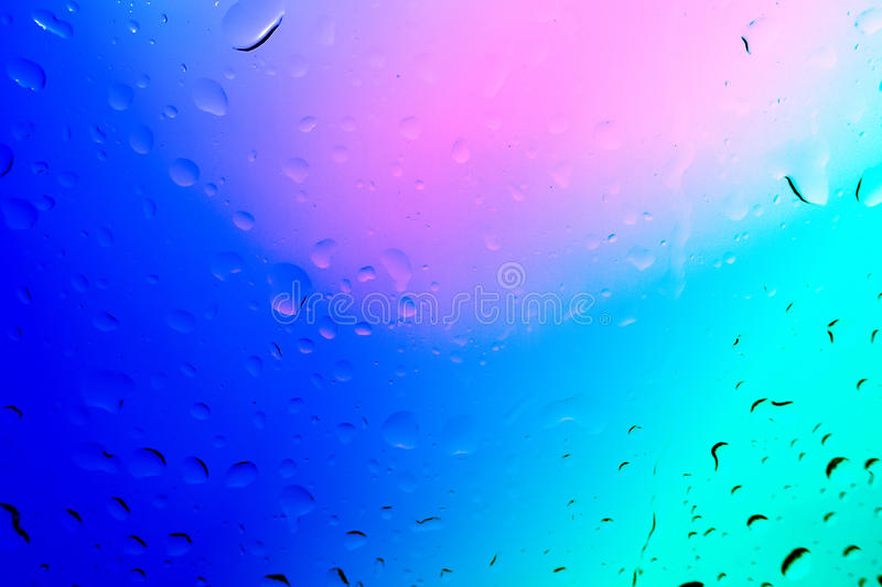 Abstract background of water drop royalty free stock images