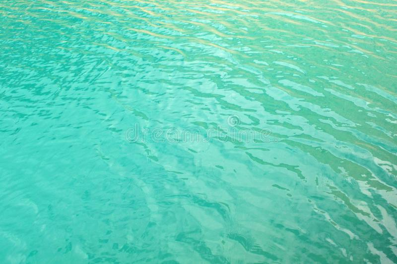Abstract background with water ripples. stock photo