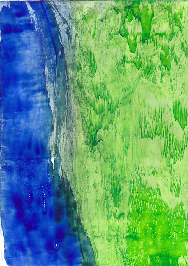 Encaustic background. Abstract background with wax encaustic effect royalty free stock photos