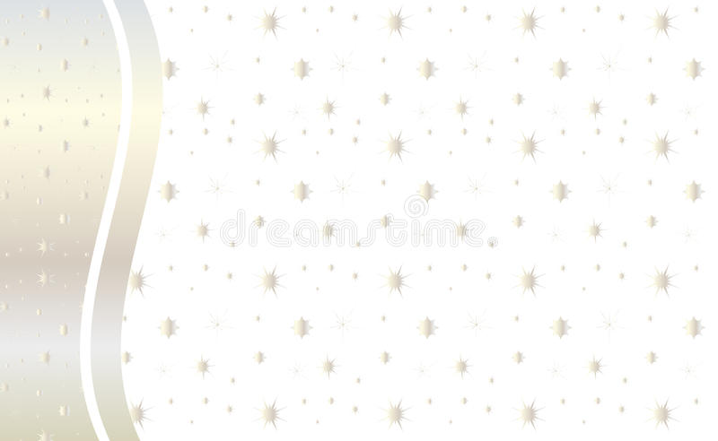 Wedding Day Silver stars decoration 2019. Abstract background for wedding day. Vector. Beautiful silver shapes on white background. For creating beautiful vector illustration