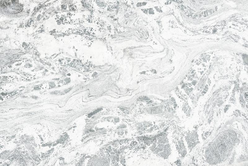 Abstract background from white marble texture pattern in nature stock photo