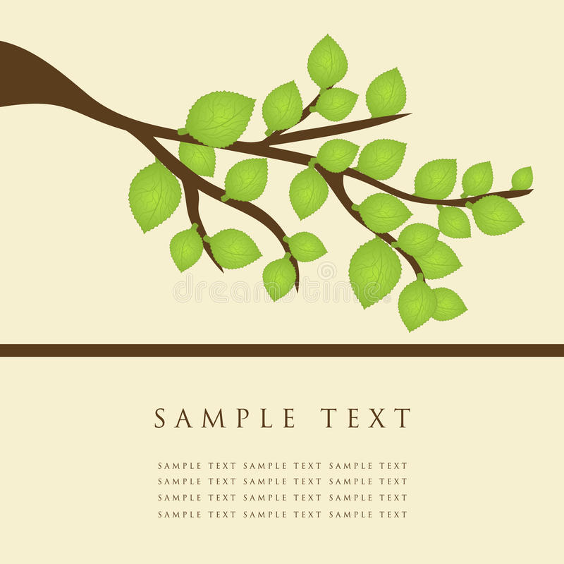 Free Abstract Background With Tree. Royalty Free Stock Images - 15969179