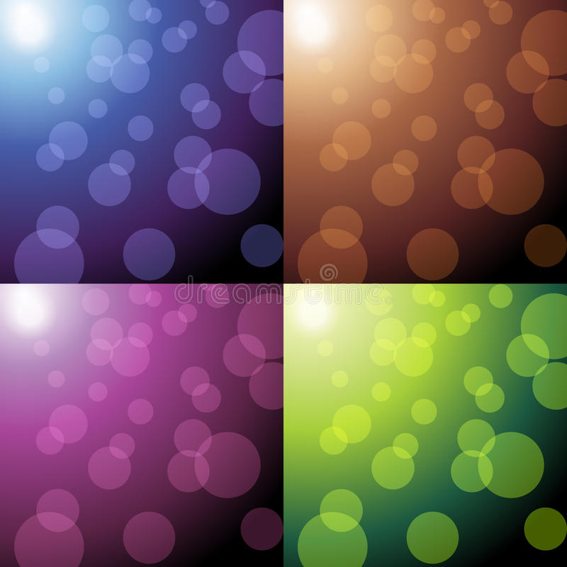 Abstract backgrounds vector illustration