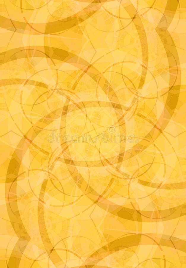 Abstract Backgrounds in Gold. An abstract texture background lines pattern design in gold and yellow colors vector illustration