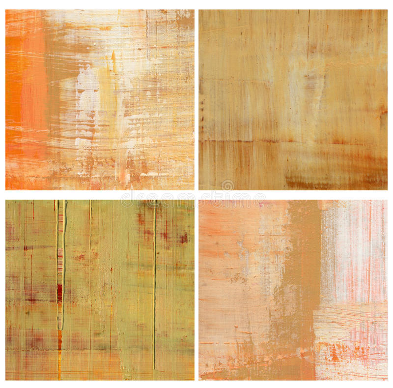 Abstract backgrounds. Great for textures and backgrounds for your projects stock illustration