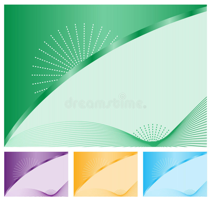 Download Abstract Backgrounds Set Of Four Stock Vector - Image: 14858478