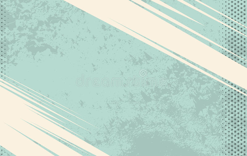 Abstract backgrounds, vector illustration. Retro Grunge Comic Book Background. Abstract backgrounds, vector illustration. Retro Grunge Vector Comic Book royalty free illustration