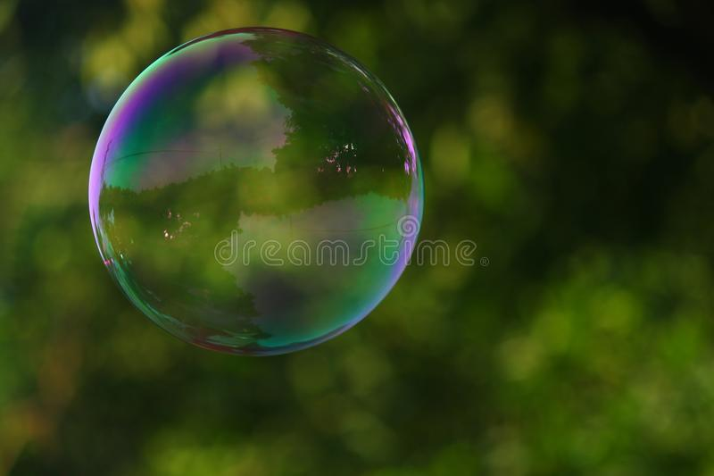 Abstract, Ball-shaped, Blur royalty free stock image