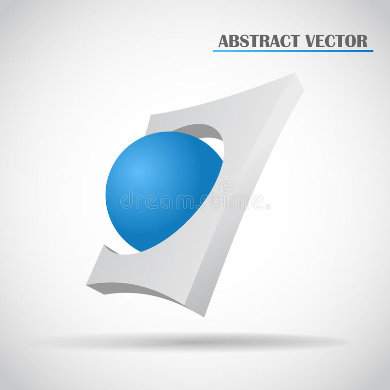 Download Abstract ball vector stock vector. Image of concept, background - 34074404