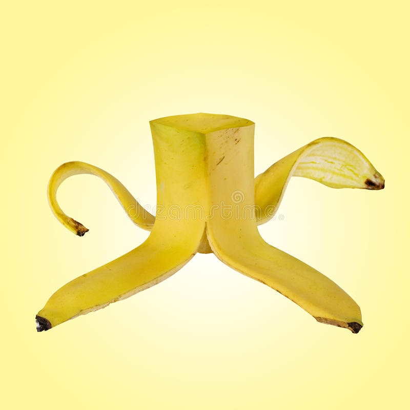 Abstract banana