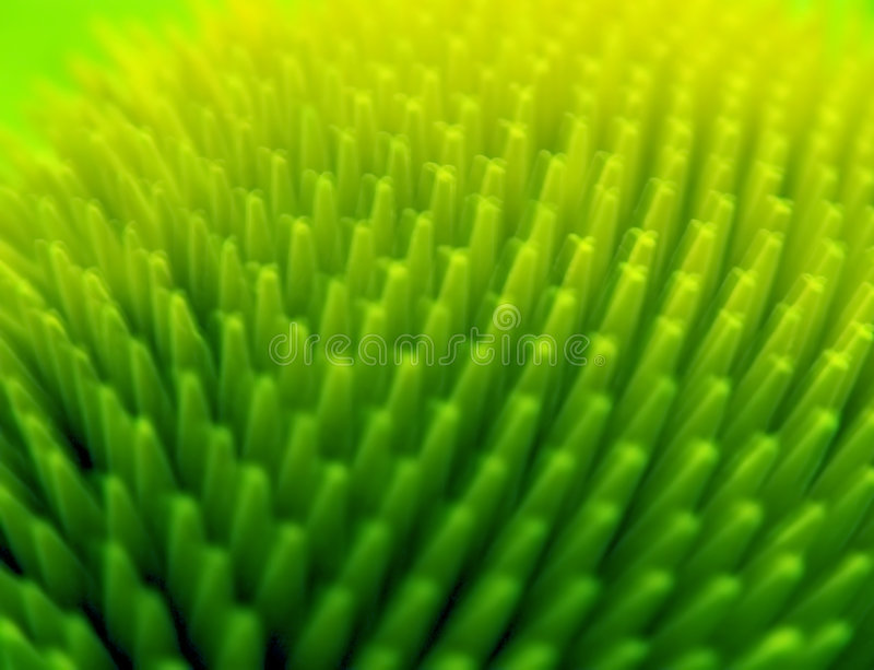 Abstract barbed background stock image
