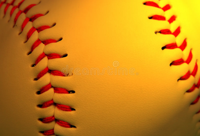 Abstract Sports Background Royalty Free Stock Image: Abstract Baseball Background Stock Photo