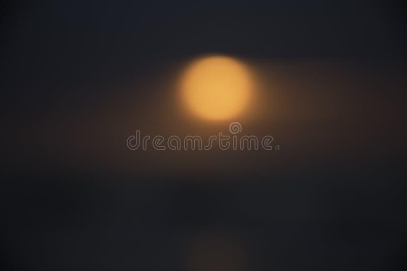 Abstract Beach Sunrise stock image