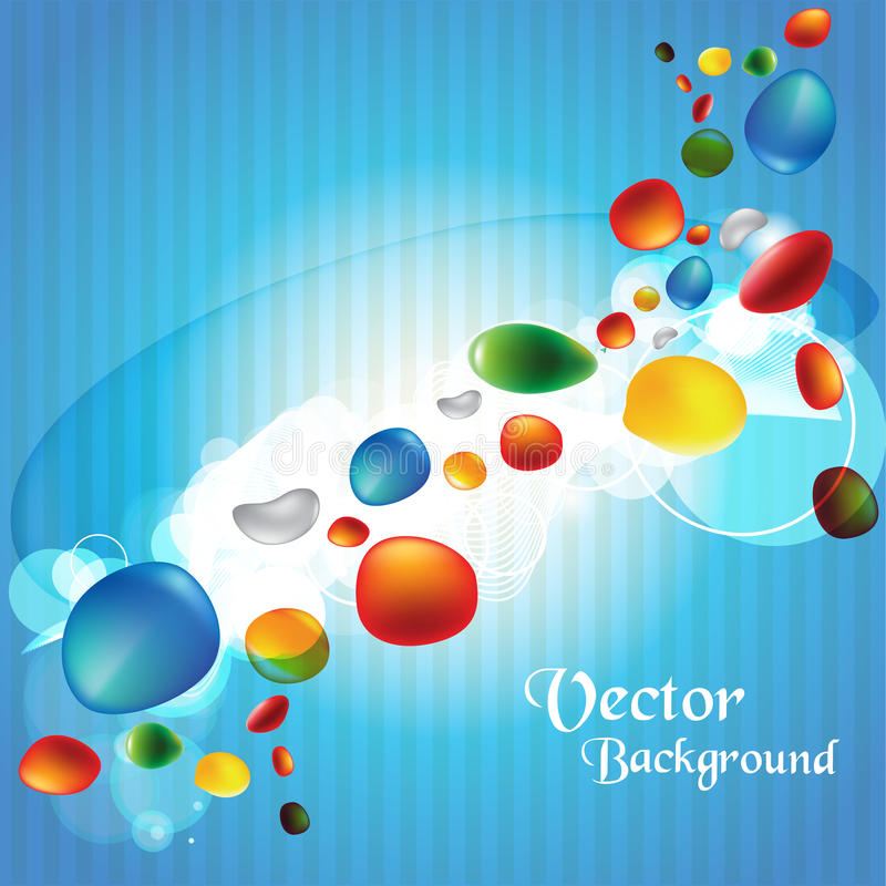 Download Abstract Beautiful Background With Many Brightness Stock Vector - Illustration of glow, design: 31060153