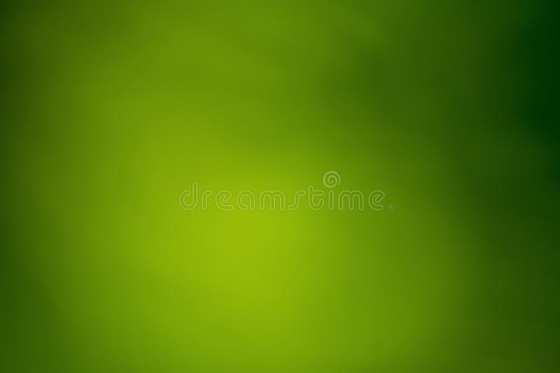 Beautiful natural dark green gradient background. Abstract beautiful natural dark green gradient background royalty free stock photos