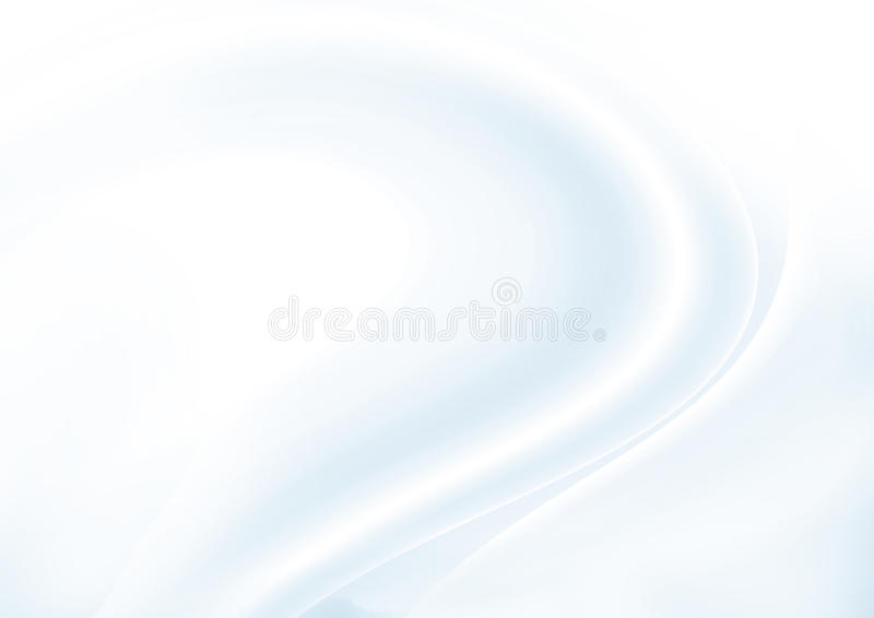 Abstract beautiful soft blue background vector illustration