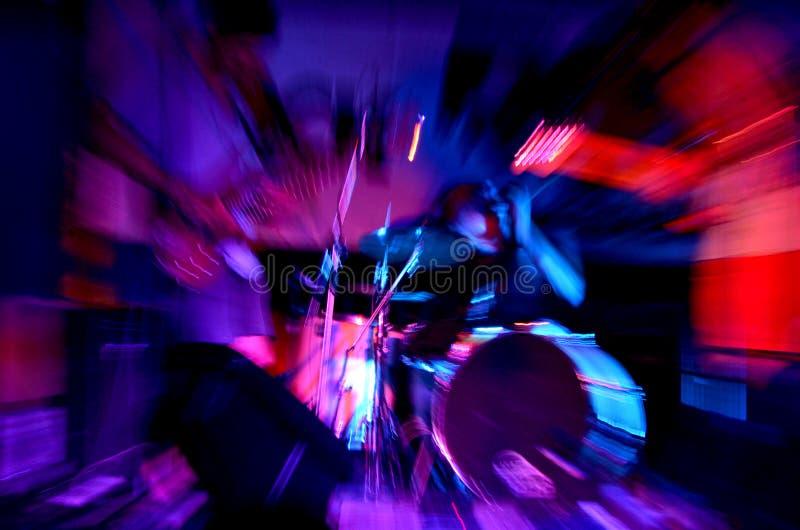 Abstract beeld II van de machtsrots stock foto's