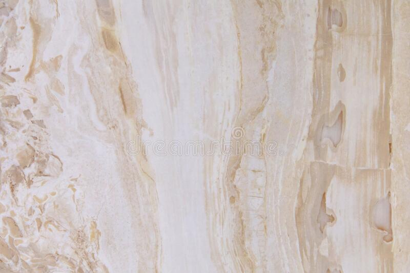 Abstract beige brown marble texture background. Natural stone. Pattern royalty free stock photography