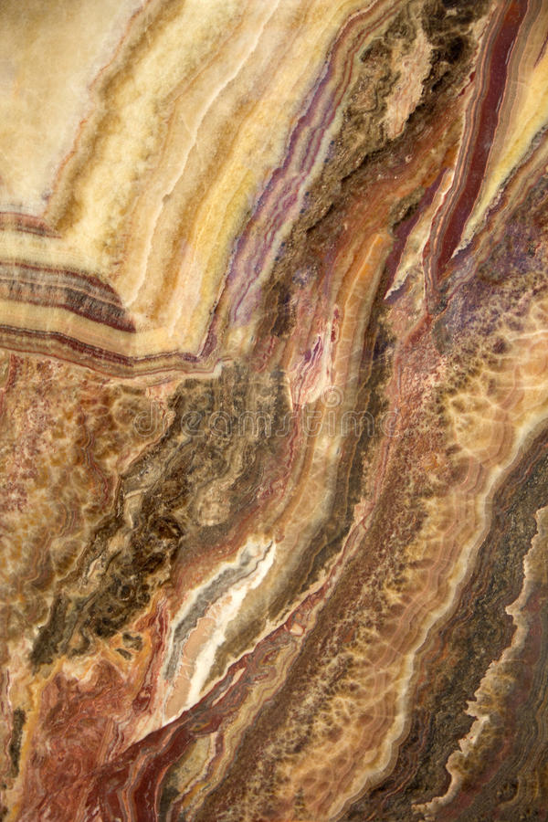 Abstract beige marble as a background stock photography
