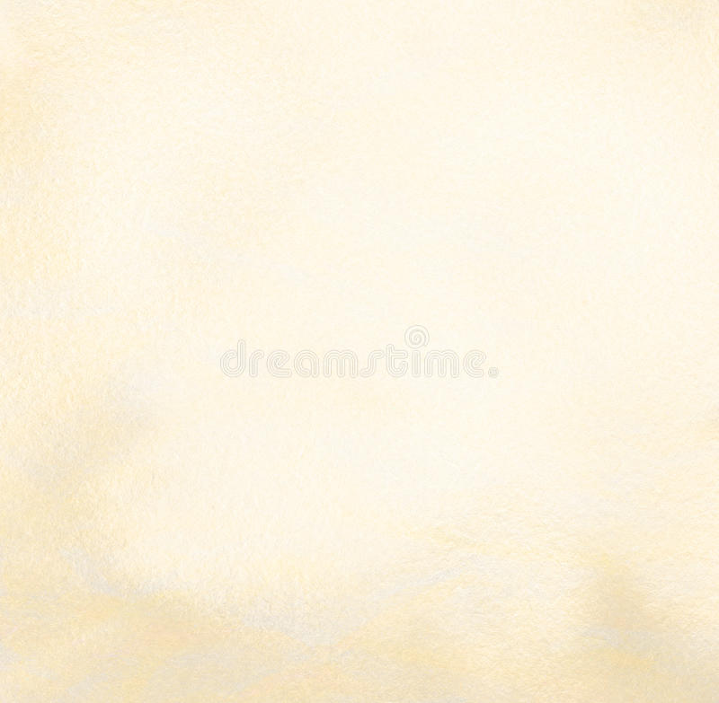 Light Beige Color For Living Room: Abstract Beige Watercolor Background. Stock Images