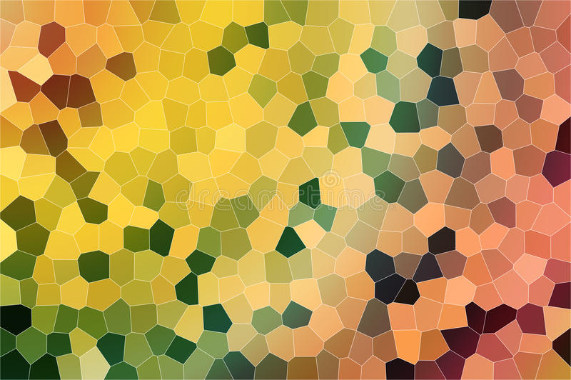 Abstract bevlekt glas royalty-vrije stock afbeeldingen