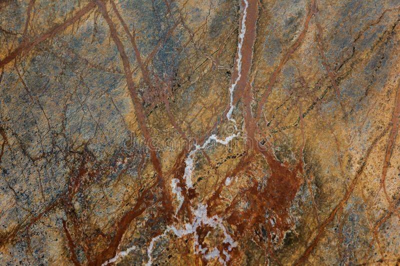 Abstract Bidaser Brown marble. For background pattern and texture stock photography