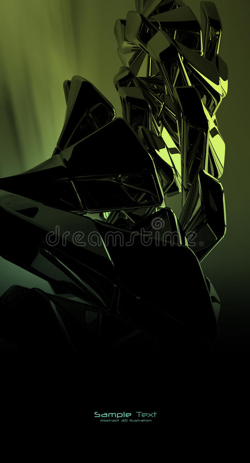 Download Abstract black background stock illustration. Image of design - 24408516