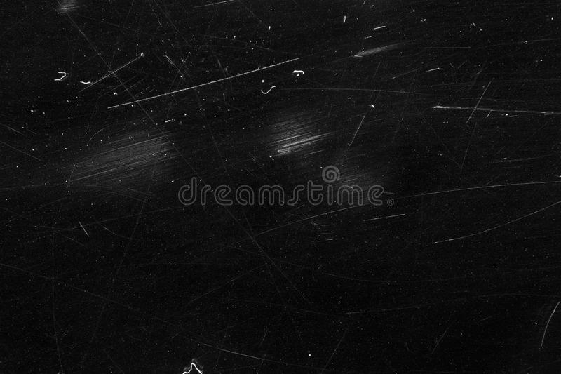 Abstract black grunge background-texture, worn old surface. Abstract black background with vintage grunge texture design, old rough banner paper royalty free stock photo