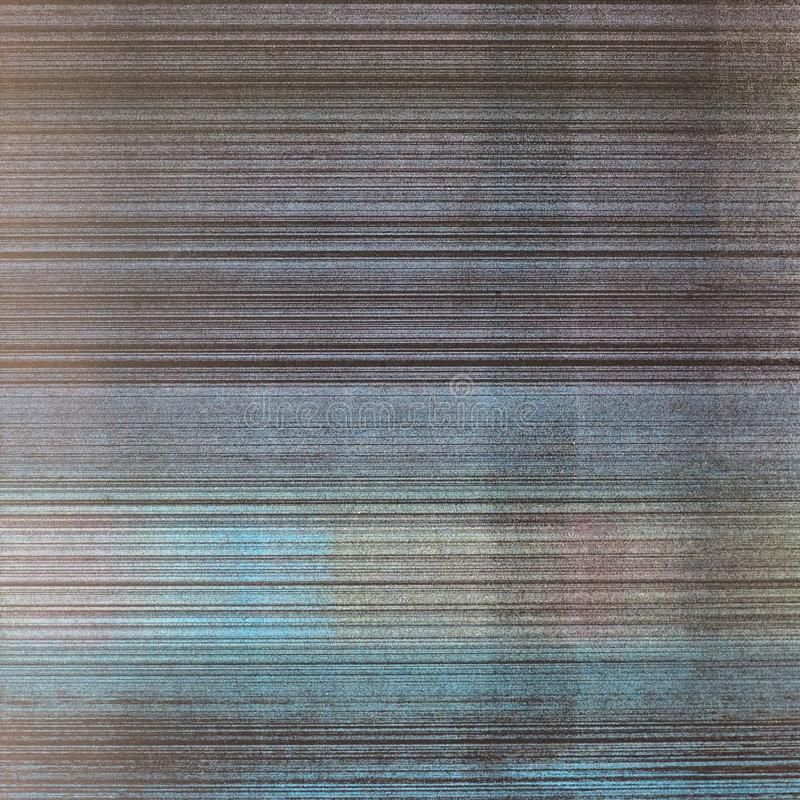 Abstract black and blue random noise background. Abstract black and blue random noise useful as a background royalty free stock images