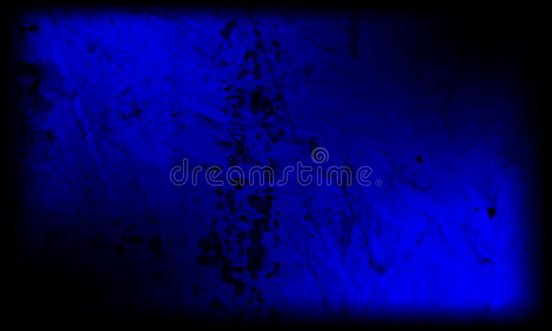 Abstract black and blue wallpaper background texture webside design stock image
