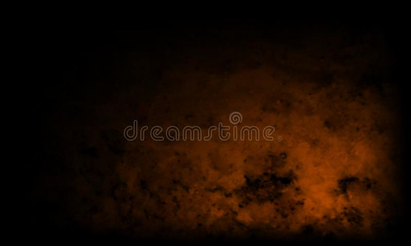 Abstract black and dark brown texture background vector illustration