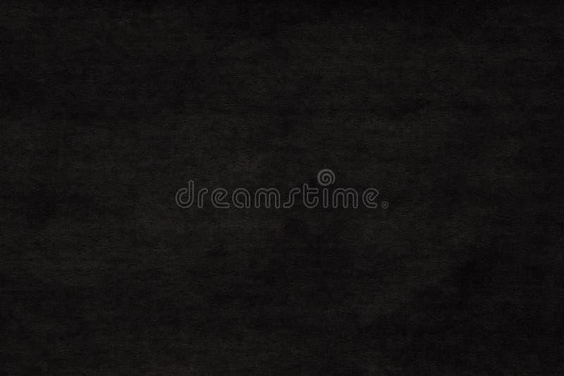 Abstract black felt background. Black velvet background. royalty free stock image