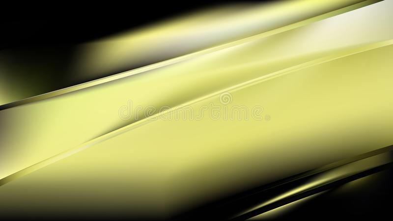 Abstract Black and Gold Diagonal Shiny Lines Background vector illustration