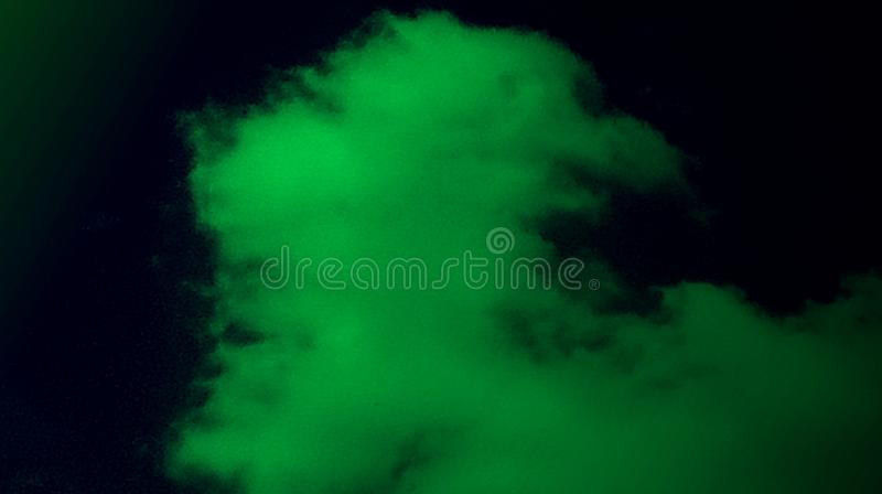 Abstract black grass green color mixture multi colors effects smoky fog background. Many uses for advertising, book page, paintings, printing, mobile wallpaper royalty free stock photos