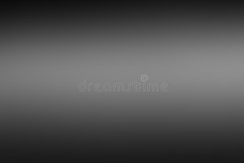 Abstract black gradient background. Abstract black and gray gradient background vector illustration