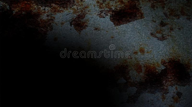 Abstract black and grey shaded textured background. paper grunge background texture. background wallpaper. royalty free illustration