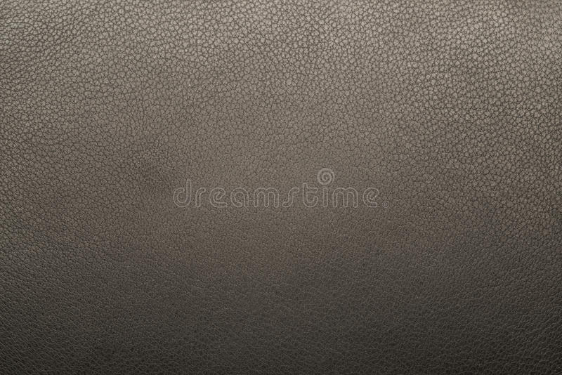 Abstract Black Leather Swatch stock image