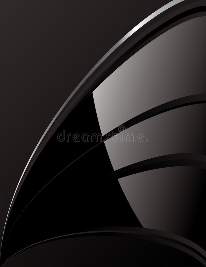 Download Abstract_Black_Tech_Background Stock Vector - Image: 13665000