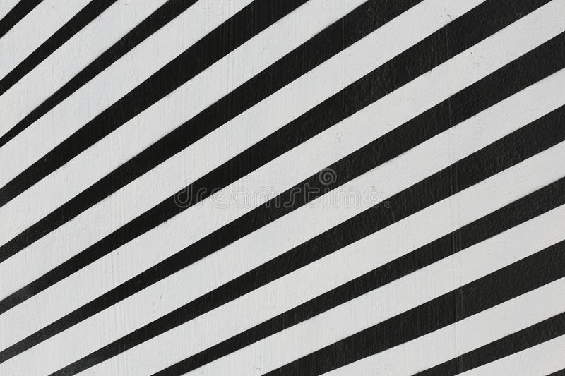 Abstract black and white stripe background royalty free stock photo